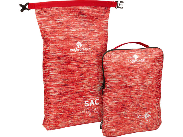 Eagle Creek Pack-It Active Essential Set space dye coral